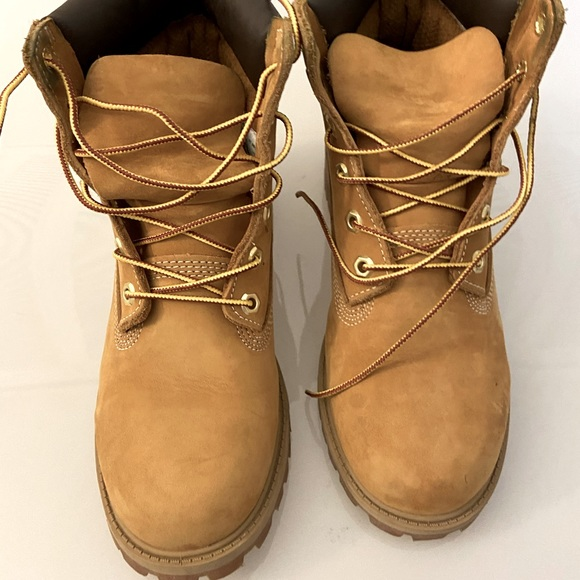 Youth 6inch Premium Timberland Boots